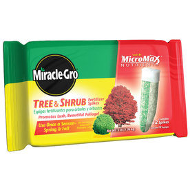 Miracle-Gro 12-Count Synthetic Tree and Shrub Food (15-5-10)