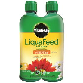 Miracle-Gro LiquaFeed 4-Count Synthetic All Purpose Food (12-4-8)