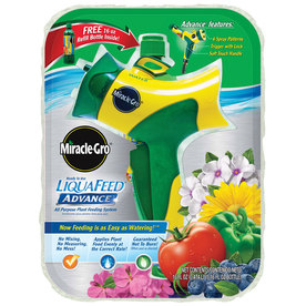 Miracle-Gro Liquafeed Advanced All Purpose Starter Kit Synthetic Flower and Vegetable Food Liquid