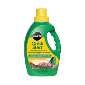 Miracle-Gro Quick Start Planting and Transplant Starting 48-fl oz All Purpose Liquid