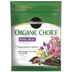 Miracle-Gro Organic Choice Bone Meal Organic/Natural All Purpose Food (6-9-0)
