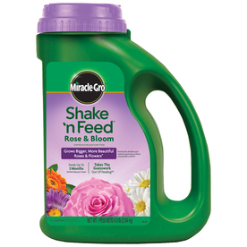 Miracle-Gro Miracle-Gro Shake 'n Feed Rose & Bloom Continuous Release Plant Food
