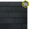 GAF Royal Sovereign 33.33-sq ft Charcoal Traditional 3-Tab Roof Shingles