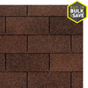 GAF Royal Sovereign 33.33-sq ft Autumn Brown Traditional 3-Tab Roof Shingles