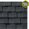 GAF Timberline Natural Shadow 33-sq ft Charcoal Laminated Architectural Roof Shingles