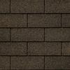 GAF Royal Sovereign 33.33-sq ft Harvest Brown Traditional 3-Tab Roof Shingles