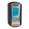 GOJO Chrome and Black Pump Commercial Soap Dispenser