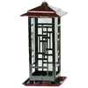 Homestead Metal Hopper Bird Feeder