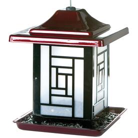 Homestead Plastic Hopper Bird Feeder