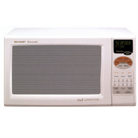 ... cu ft 900-Watt Countertop Convection Microwave (White) at Lowes.com