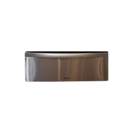 Sharp 30-in Warming Drawer (Stainless Steel)