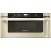 Sharp 30-in 1.2 cu ft Microwave Drawer (Stainless Steel)