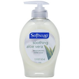 Softsoap 5.5-fl oz Aloe Hand Soap