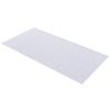 PLASKOLITE 3.94-sq ft Prism Ceiling Light Panel (Common: 24-in x 24-in; Actual: 23.75-in x 23.75-in)
