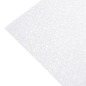 PLASKOLITE 10-Pack 15-sq ft Cracked Ice Ceiling Light Panels (Common: 36-in x 60-in; Actual: 60-in x 36-in)