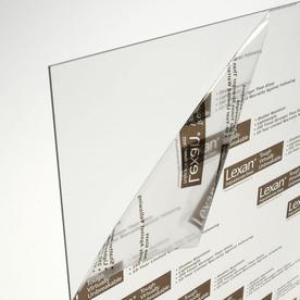 LEXAN 2.33-ft x 2.5-ft Polycarbonate Sheet