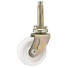 Waxman 1-5/8-in Plastic Swivel Caster