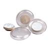 Waxman 4-Pack 2-1/2-in Round Adhesive-Backed Carpet Slider