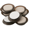 Waxman 8-Pack 1.5-in Round Felt Pads