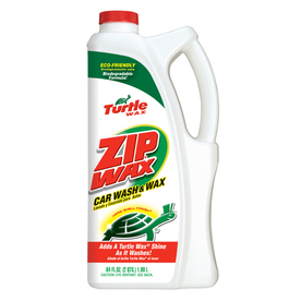 Shop Zip Wax 64 Fl Oz Car Exterior Cleaner At