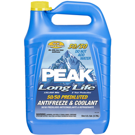 PEAK 50/50 Long Life Antifreeze