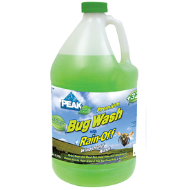 PEAK Premium Bug Wash with Rain-Off