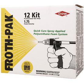 FROTH-PAK Froth-Pak 12 Foam Sealant Kit
