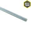 STEEL CITY 1/4-in Standard (SAE) Threaded Rod 10 Feet