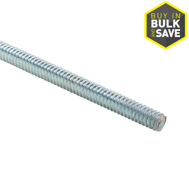 STEEL CITY 3/8-in Standard (SAE) Threaded Rod 10 Feet