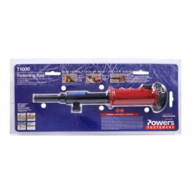 Powers Single Shot Powder Actuated Hammer Tool