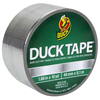 Duck 1.88-in x 30-ft Chrome Duct Tape