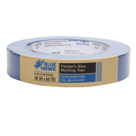 Blue Hawk 0.94-in x 180-ft Trim Painter's Tape