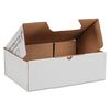 Duck 25-Pack Small Recycled Cardboard Moving Boxes (Actual 9.5-in x 3.25-in)