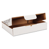 Duck 25-Pack Medium Recycled Cardboard Moving Boxes (Actual 11.5-in x 2.125-in)