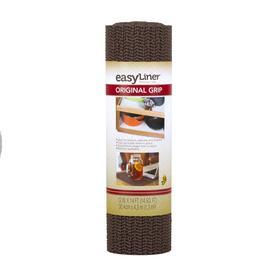 Duck 14-ft x 12-in Chocolate Shelf Liner