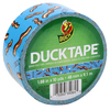 Duck Covers 1.88-in x 30-ft Blue Duct Tape