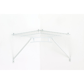 ClosetMaid 12-in Wire Wall Mounted Shelving
