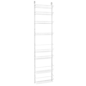 ClosetMaid White Wire Adjustable Shelves