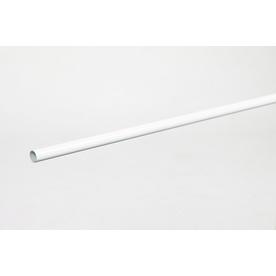 ClosetMaid 72-in L x 0.625-in H x 0.625-in W Metal Closet Rod