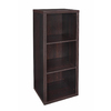 ClosetMaid 3 Black Walnut Laminate Storage Cubes
