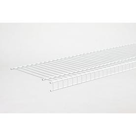 ClosetMaid 6-ft L x 12-in D White Wire Shelf