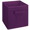ClosetMaid Dark Purple Laminate Storage Drawer