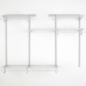ClosetMaid 6-ft Adjustable Mount Wire Shelving Kits