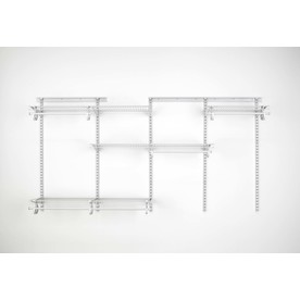 ClosetMaid 8-ft Adjustable Mount Wire Shelving Kits