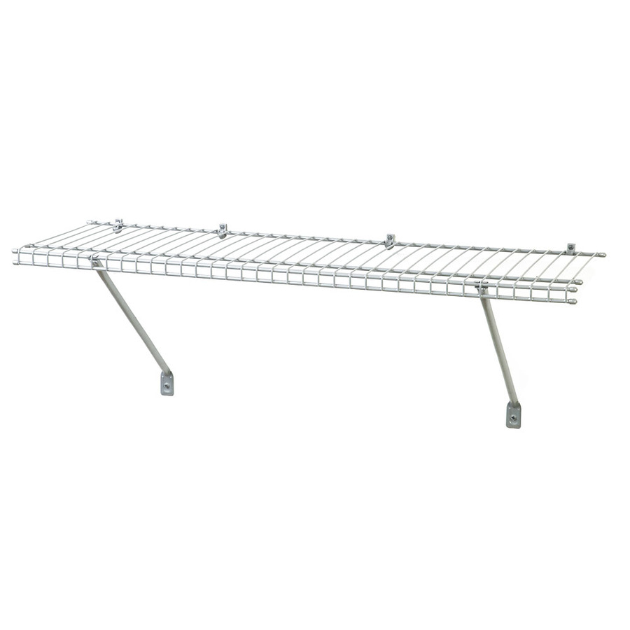 Shop ClosetMaid 36 in Wire Wall Mounted Shelving at Lowescom