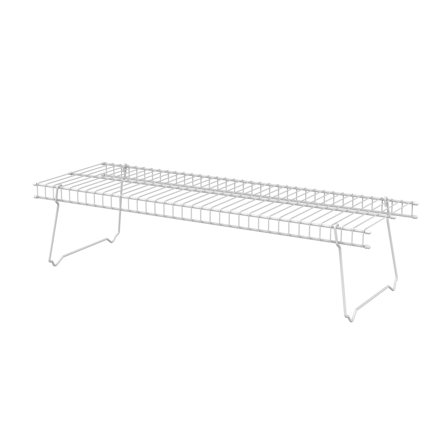 Shop ClosetMaid Wire Shoe Shelf Kit at Lowes.com