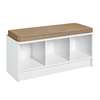 ClosetMaid White Indoor Accent Bench