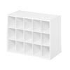 ClosetMaid 15 White Laminate Storage Cubes