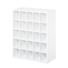 ClosetMaid 25 White Laminate Storage Cubes