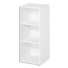 ClosetMaid 12.12-in White Laminate Stacking Storage